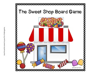The Sweet Shop Board Game {Editable}