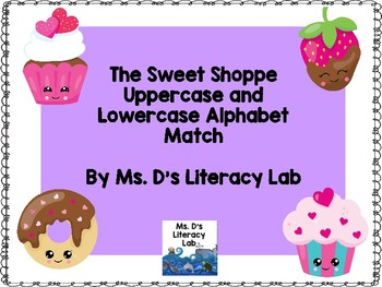 The Sweet Shoppe (Alphabet)