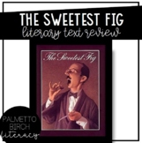 The Sweetest Fig - Literary Text Review + TDA