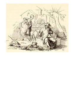 The Swineherd Fairy Tale Word Search