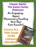 The Swiss Family Robinson Reading Unit Novel Study