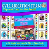 Syllable Clip Cards: Phonemic Awareness with Sill Abbi Kay and Shawn