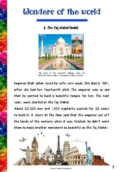 The Taj Mahal. Inspiring Places Series.