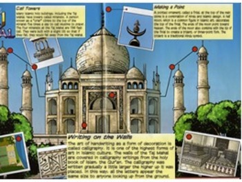 The Taj Mahal - Ancient India