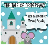 The Tale of Despereaux Florida Standards Novel Study