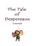 The Tale of Despereaux ~ A Novel Study