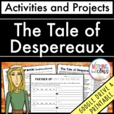 The Tale of Despereaux: Activities and Projects