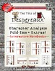 The Tale of Despereaux Activity Bundle