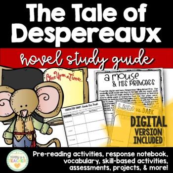The Tale of Despereaux Comprehensive Unit