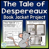 Tale of Despereaux Project: Create a Book Jacket Activity