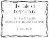 The Tale of Despereaux Book Unit