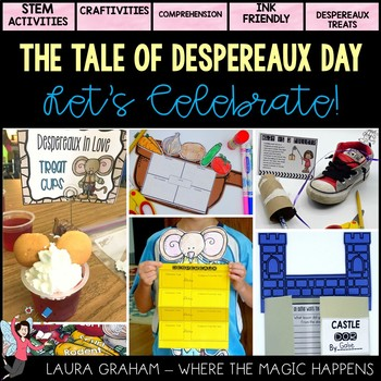 The Tale of Despereaux Day Let's Celebrate