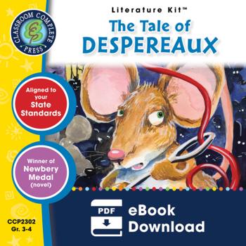 The Tale of Despereaux Gr. 3-4