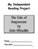 The Tale of Despereaux - Independent Reading Project
