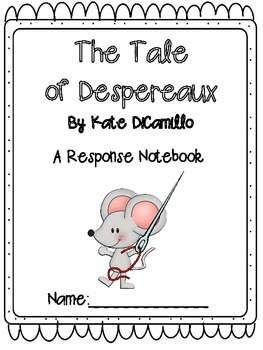 The Tale of Despereaux Literature Resource Kit