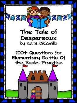 The Tale of Despereaux -  EBOB