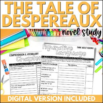 The Tale of Despereaux Novel Study
