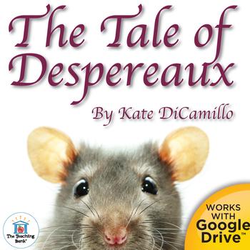 tale of despereaux book pdf