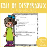 The Tale of Despereaux Quick Comprehension Quiz Checks