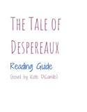 The Tale of Despereaux Reading Guide (Kate DiCamillo)