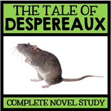 Tale of Despereaux Novel Study Unit with Questions and Activities