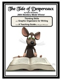 The Tale of Despereaux Thinking Skills and Graphic Organizers for Writing