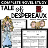 Tale of Despereaux Unit and Novel Study