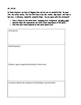 The Tale of Despereaux Unit Packet(chapter activities& final assessment)
