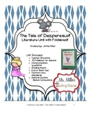 The Tale of Despereaux Interactive Literature Unit with Fo