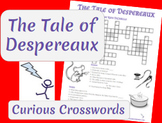 The Tale of Despereaux by Kate DiCamillo- Worksheet