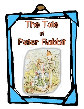 The Tale of Peter Rabbit Book Study