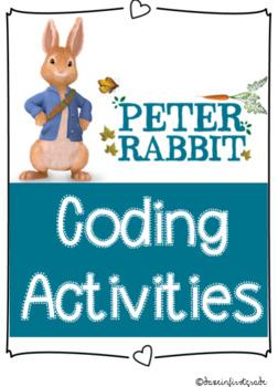 The Tale of Peter Rabbit-Coding Activities