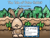 The Tale of Peter Rabbit Comprehension Game