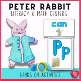 The Tale of Peter Rabbit Lesson Plan and Activities