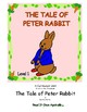 The Tale of Peter Rabbit Level 1 Digital Version