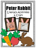 The Tale of Peter Rabbit- Literacy Activities & Craft