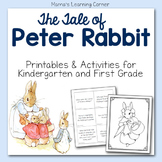 Peter Rabbit Worksheets