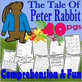 The Tale of Peter Rabbit Reading Comprehension Book Compan