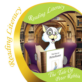 The Tale of Peter Rabbit Reading Literacy Activities