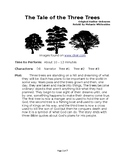 The Tale of Three Trees - Small Group Religious Reader's Theater