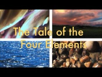 The Tale of the Four Elements - Educational Video (Fable - Teamwork)