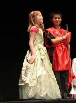 Drama Play Script: The Princess and the Pea