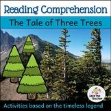 The Tale of the Three Trees: A Christmas Freebie!