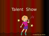 The Talent Show-A Harcourt Trophies Anthology