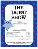 The Talent Show (Supplemental Materials)