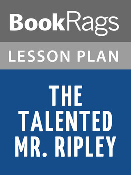 The Talented Mr. Ripley Lesson Plans