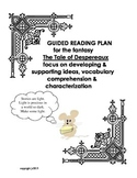 The Tales of Despereaux guided reading unit