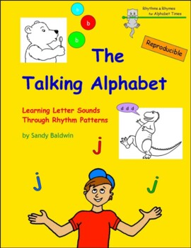 The Talking Alphabet - Learning Letter Sounds Through Rhythm Patterns