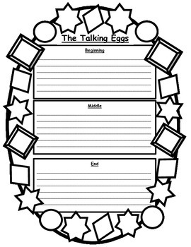 The Talking Eggs BME