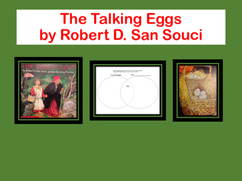 The Talking Eggs Compare and Contrast Activity